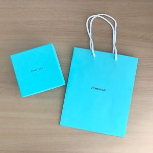 Tiffany & Co. Bag & Box